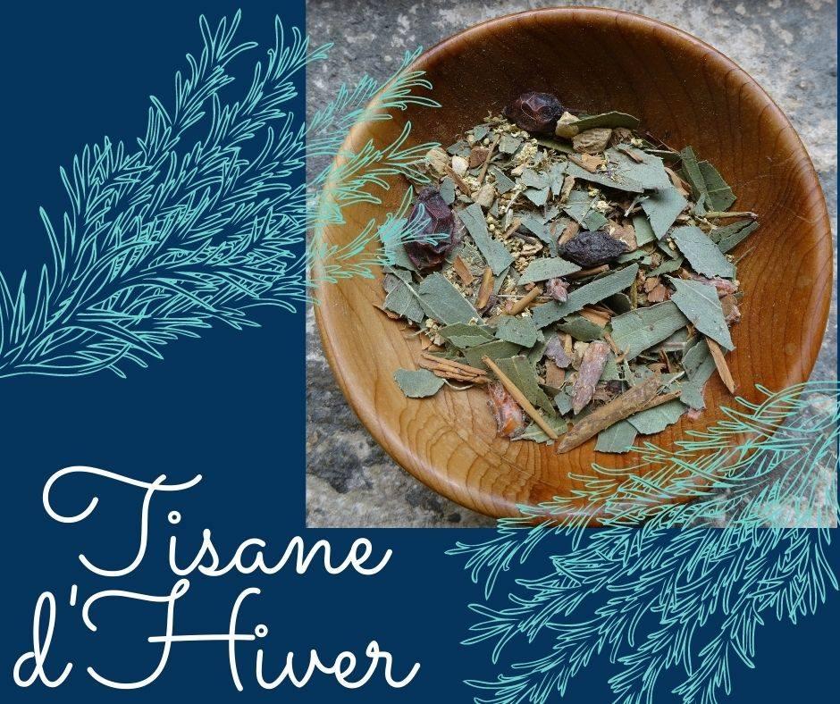 Tisane d'Hiver Herboristerie des mille feuilles
