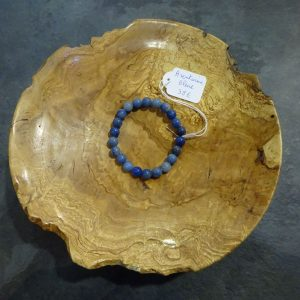 Bracelet Aventurine bleue Herboristerie des mille feuilles