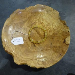 Bracelet Citrine Herboristerie des mille feuilles