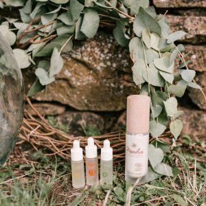 Crème visage et sérums Manolia cosmétiques - Herboristerie des mille feuilles