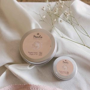 Baume mains Manolia cosmétiques Herboristerie des mille feuilles