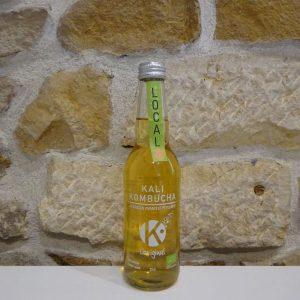 Kombucha saveur originale Herboristerie des mille feuilles