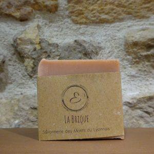 Savon La brique - savonnerie Elise - Herboristerie des mille feuilles