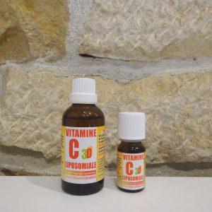 Vitamine C liposopiale - Herboristerie des mille feuilles