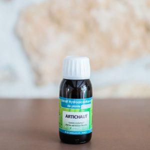 extrait hydroalcoolique d'Artichaut bio Herboristerie des mille feuilles