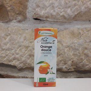 Huile essentielle d'orange douce bio Herboristerie des mille feuilles