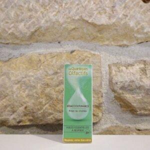 Quantique olfactif Désaccoutumance, laboratoire DEVA - Herboristerie des mille feuilles