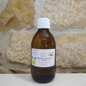 Hydrolat de Lentisque pistachier sauvage bio en 250 ml. Les Senteurs du Claut. Herboristerie des mille feuilles